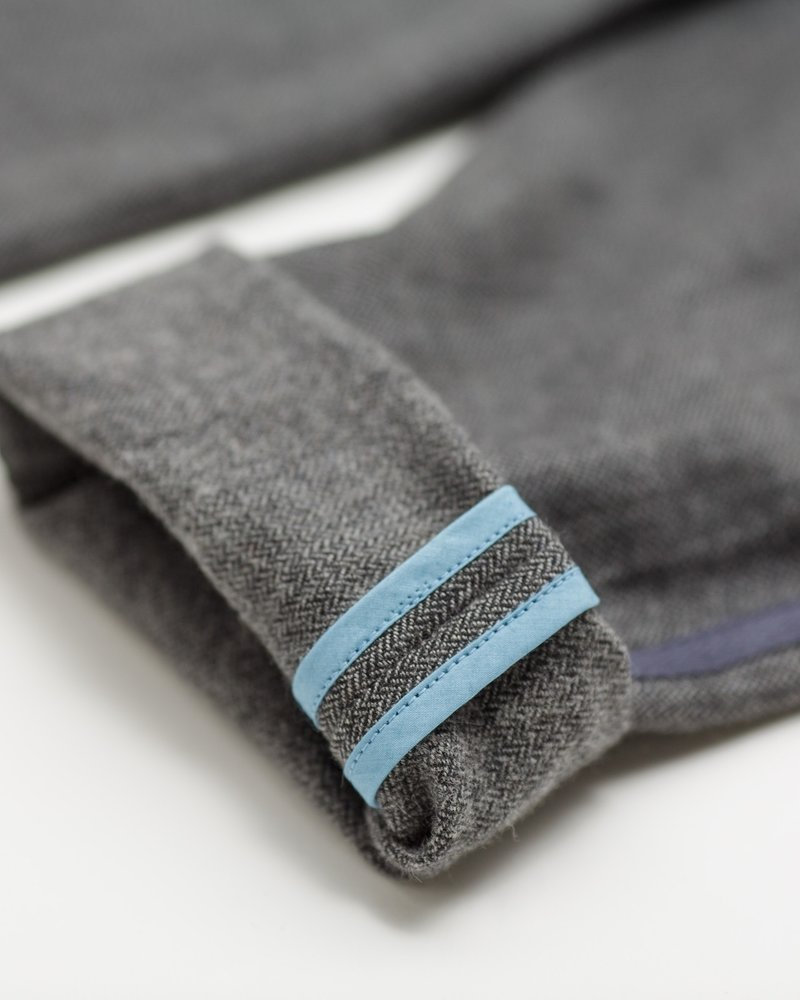 Arsène et les Pipelettes pants tweed