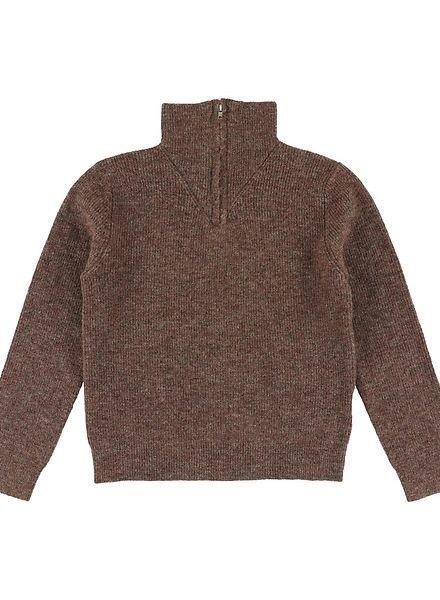 Morley Sweater KING CALM GRAPE