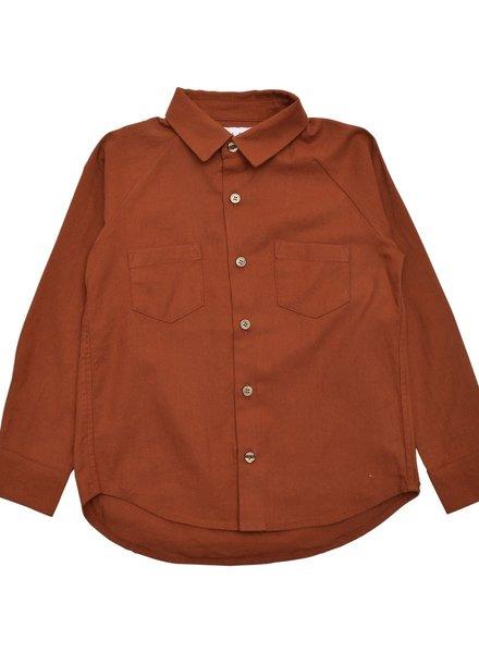 East End Highlanders raglan sleeve shirt