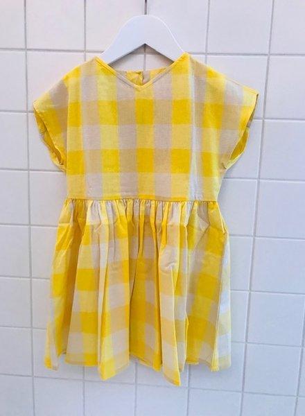 Maan Yellow dress lobela