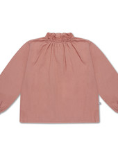 Repose AMS Ruffle blouse peachy