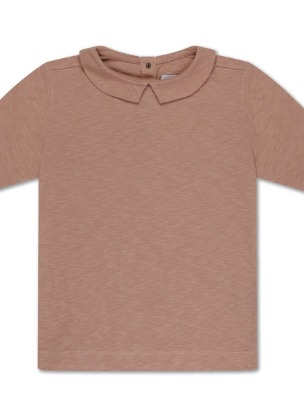 Repose AMS T shirt collar powder creme