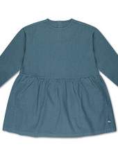 Repose AMS Blauwe jurk storm blue
