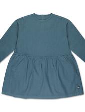 Repose AMS Twirl dress storm blue