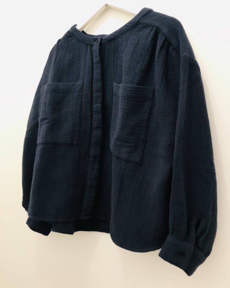 Morley Blue shirt kay modo sergeant