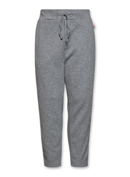 AO76 Joggingsbroek  waffle sweater oxford