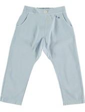 Bonmot Losse broek Baggy Trouser Light Blue
