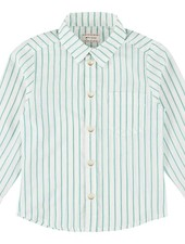 Morley shirt BENJAMIN FIESTA GREEN