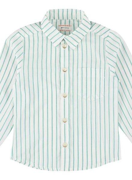 Morley hemd BENJAMIN FIESTA GREEN