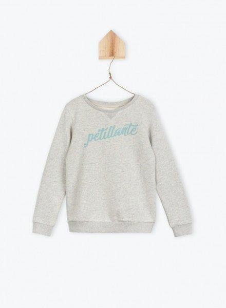 Arsène et les Pipelettes Sweater Pétillante Multicolor