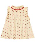 Hello Simone Misha Blouse Dots Red