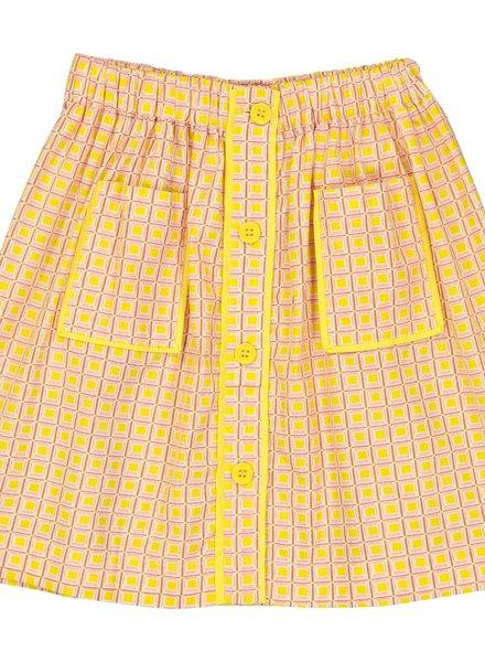 Hello Simone Charlotte Skirt Jacno Caramel