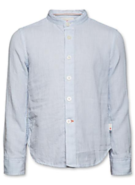 AO76 AO76 hemd dean mao shirt blue