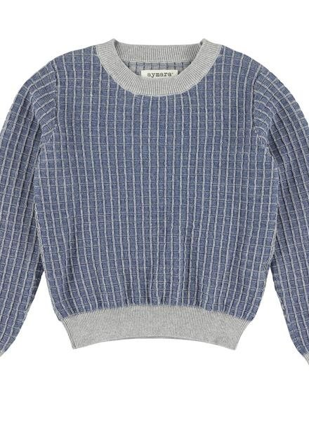 Aymara Pull Charly oceania mousse
