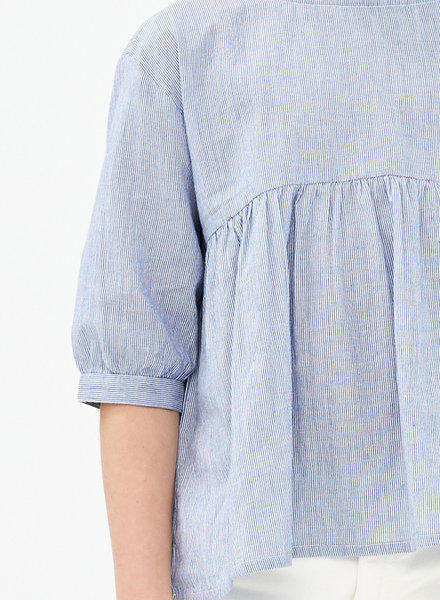 BY-BAR Renee blouse blue