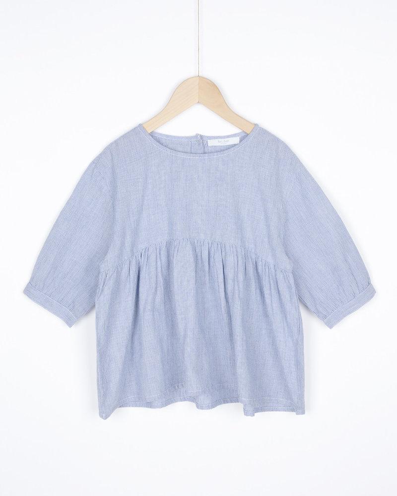 BY-BAR hemd Renee blouse blue