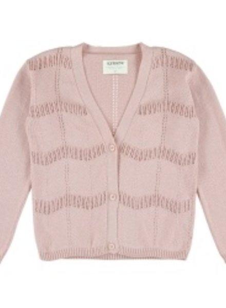 Aymara cardigan april pink
