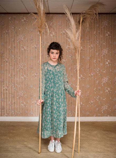 BY-BAR Do garden dress evergreen