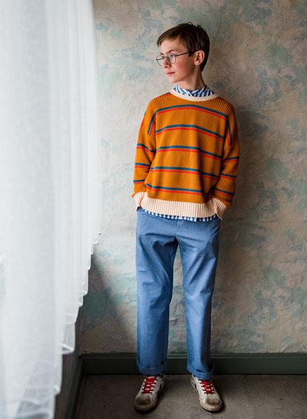 Maan Pantalon bleu