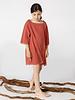 Annice ANNICE jurk Raglan sleeve dress coral bambula