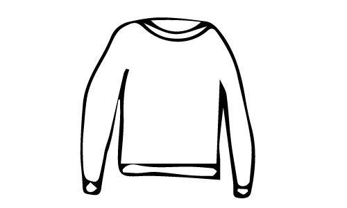 knitwear, sweaters, hoodies