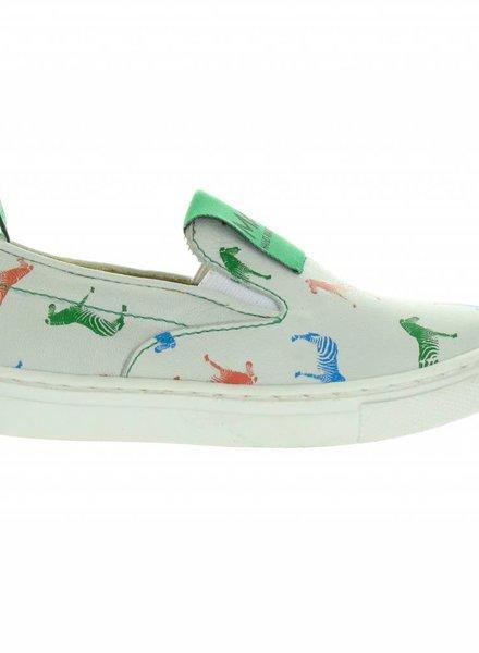 MAA Sneakers Zebra
