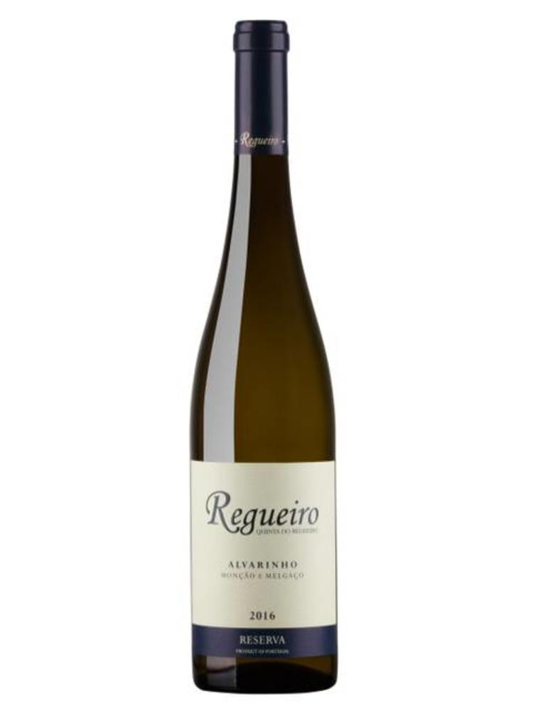 Quinta do Regueiro Vinho Verde Alvarinho Reserva 2017