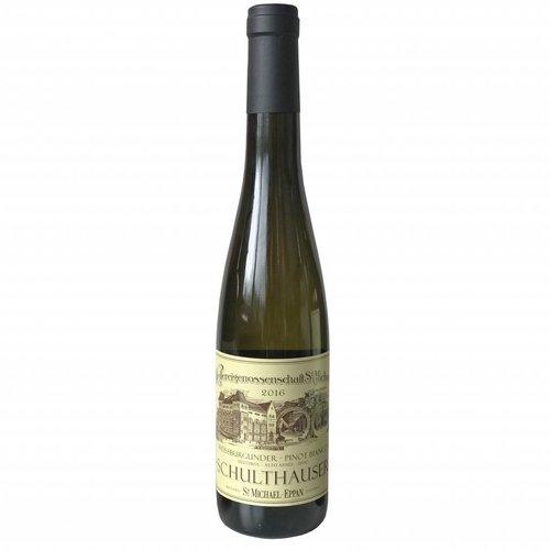 St. Michael Eppan Weissburgunder Schulthauser 2016 ½ fles
