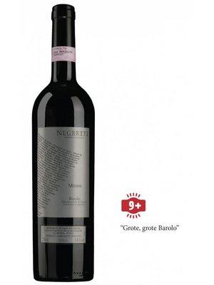Negretti Barolo 'Mirau' 2010 Magnum