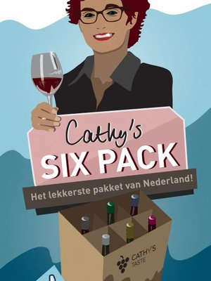 Well of Wine Cathy's Sixpack editie 4 - 2018