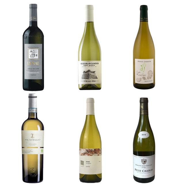 Beste Weinkiste Weiss