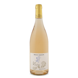 Reuilly Rosé Les Fossiles 2019