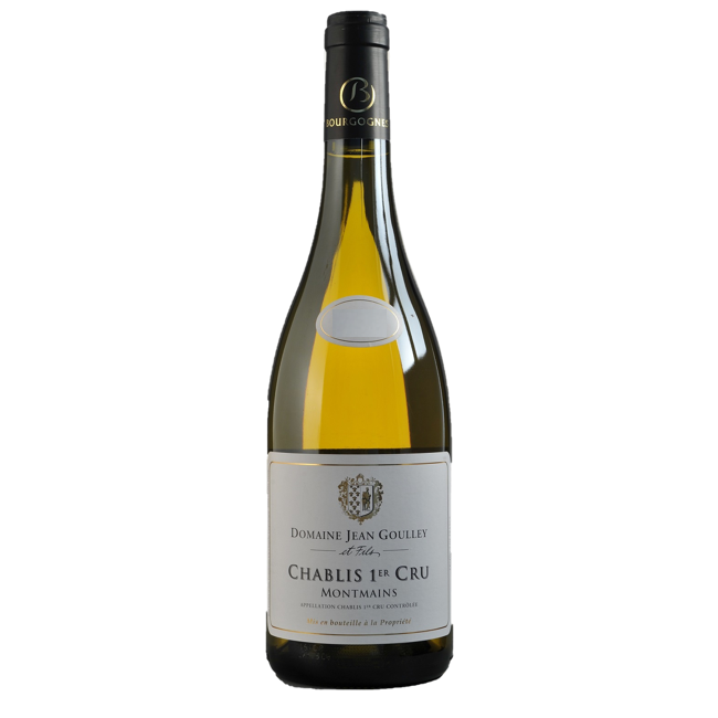 Jean Goulley Chablis Montmains 1er Cru 2015