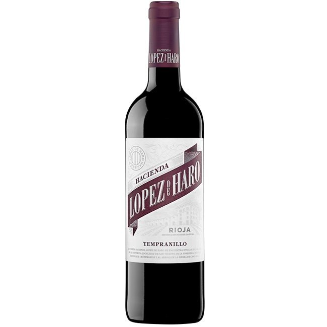 Lopez de Haro Rioja Joven Tempranillo 2020
