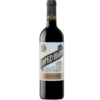 López de Haro Rioja Crianza 2018 - Magnum 1,5L