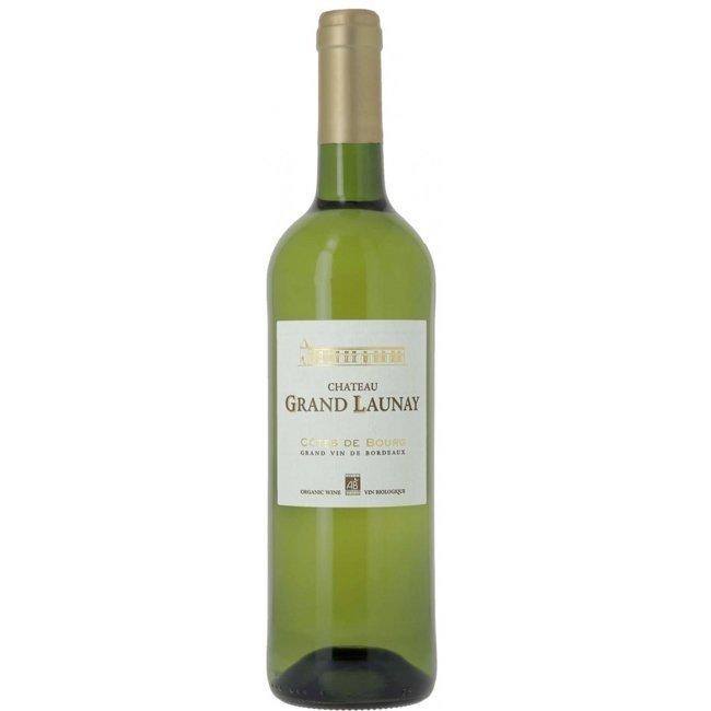 Château Grand-Launay Blanc 2019