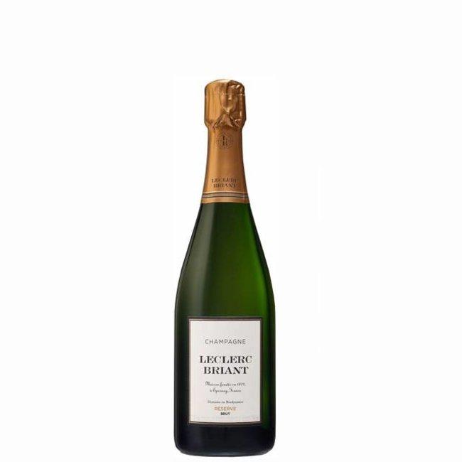 Leclerc Briant Champagne Reserve Brut - Demi  0,375L