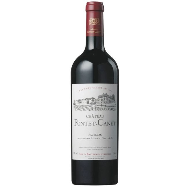 Château Pontet Canet Pauillac 2017 5ème Grand Cru Classé