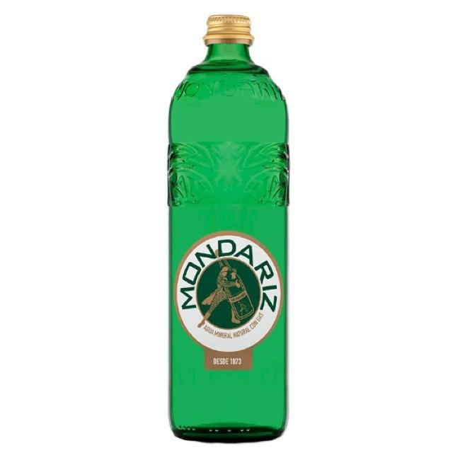 Mondariz Sparkling Water Large 0,75L - Box of 35 bottles