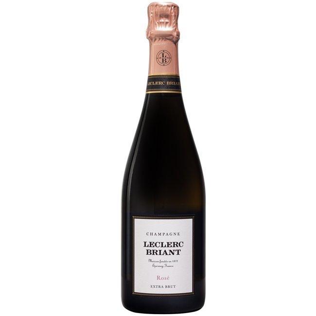 Leclerc Briant Champagne Rosé Extra Brut 2018