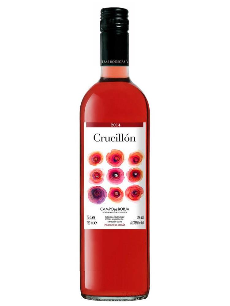 Aragonesas Crucillon Rose 2017