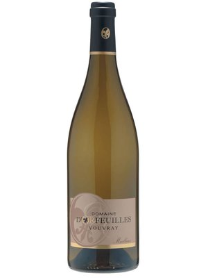 d'Orfeuilles Vouvray Nature Moelleux 2014