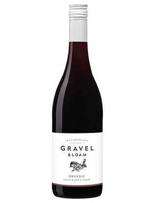 Gravel and Loam Pinot Noir 2015 Bio