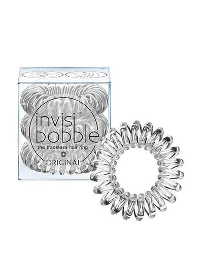 invisibobble® ORIGINAL - the traceless hair ring - Crystal Clear