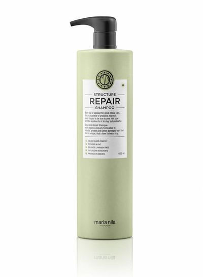 Maria Nila Structure Repair Shampoo 1000 ml