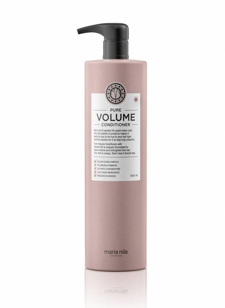 Maria Nila Pure Volume Conditioner 1000 ml
