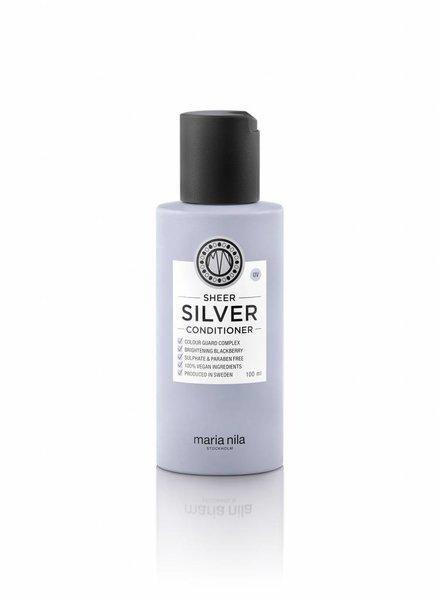 Maria Nila Sheer Silver Conditioner 100ml