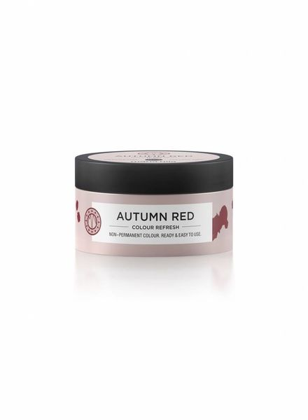 Maria Nila Colour Refresh Autumn Red 6.60