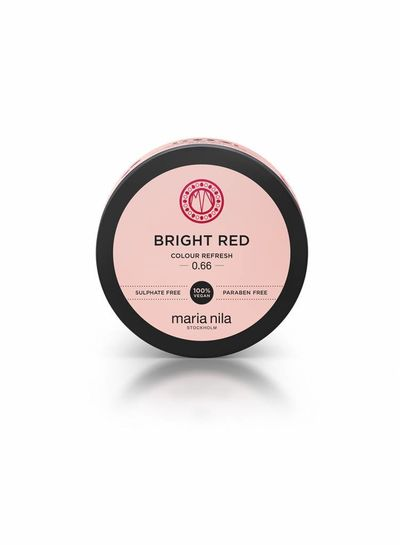 Maria Nila Colour Refresh Bright Red 0.66