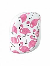 Tangle Teezer Compact Styler Skinny Dip White Flamingo